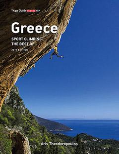 Resultat d'imatges de guidebook climbing greece