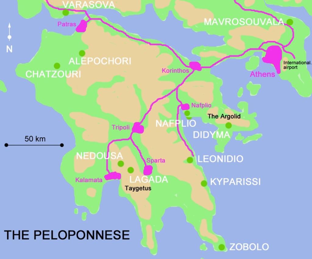 Map: Carl Dawson